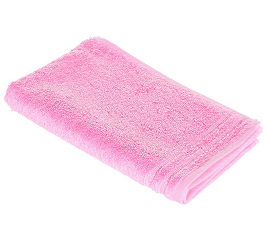 GÄSTETUCH 30/50 cm  - Rosa, Basics, Textil (30/50cm) - Vossen