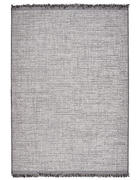 OUTDOORTEPPICH - Anthrazit/Grau, Basics, Textil (80/150cm) - Novel