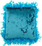 ZIERKISSEN 43/43 cm  - Grün, Design, Textil (43/43cm) - Ambiente