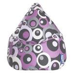 SITZSACK 120 L  - Multicolor, Design, Textil (90/70cm) - Carryhome