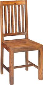 ŽIDLE - barvy sheesham, Lifestyle, dřevo (45/100/45cm) - LANDSCAPE