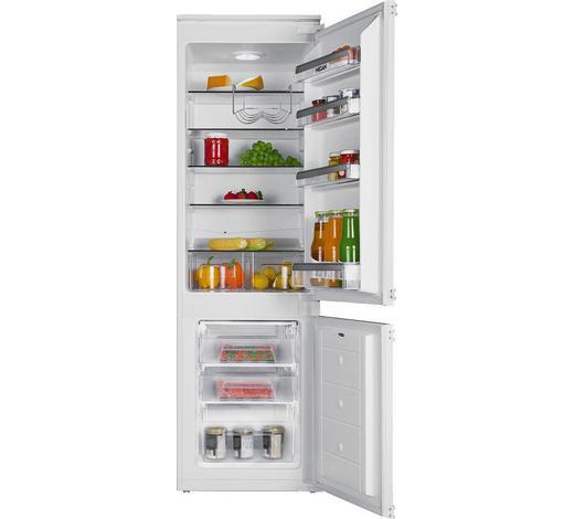 Kühl-Gefrier-Kombi 30800 - Weiß, Basics, Metall (56/177,8-178/55cm) - Mican