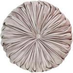 ZIERKISSEN 37 cm  - Rosa, ROMANTIK / LANDHAUS, Textil (37cm) - Ambia Home