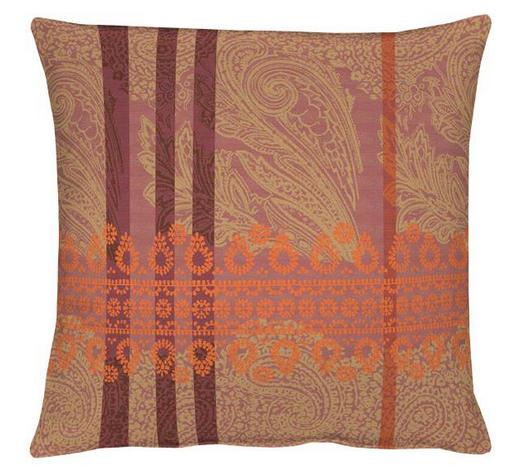 KISSENHÜLLE Rostfarben 49/49 cm  - Rostfarben, Basics, Textil (49/49cm)