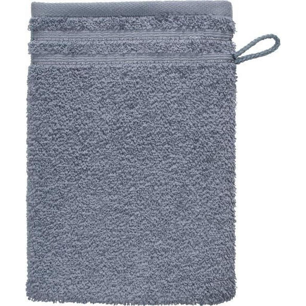 Vossen Waschhandschuh 22/16 cm grau