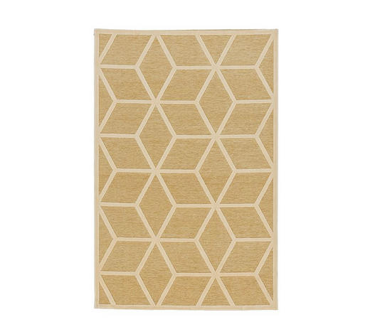 JOOP! GRAPHIC  200/300 cm  Sandfarben   - Sandfarben, Basics, Textil (200/300cm) - Joop!