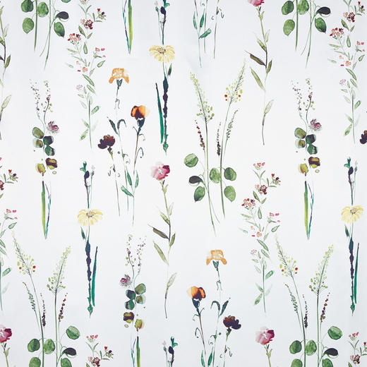 DEKOSTOFF per lfm blickdicht - Multicolor, KONVENTIONELL, Textil (150cm) - Esposa