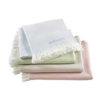 DEKA - bílá/modrá, Konvenční, textil (130/170cm) - Ambiente