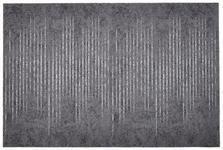 FUßMATTE 80/120 cm Grau, Hellgrau, Dunkelgrau  - Dunkelgrau/Hellgrau, Basics, Textil (80/120cm) - Esposa