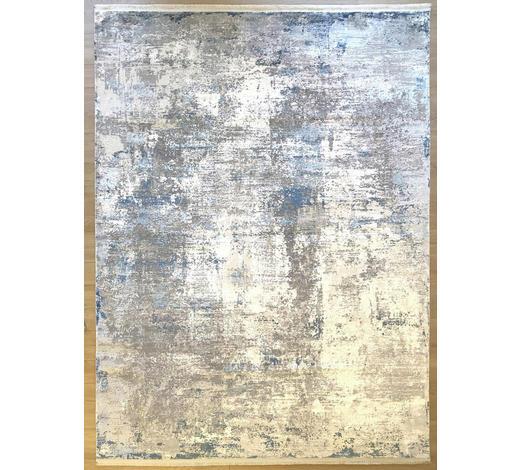 WEBTEPPICH  080/150 cm  Blau - Blau, Design, Textil (080/150cm) - Dieter Knoll