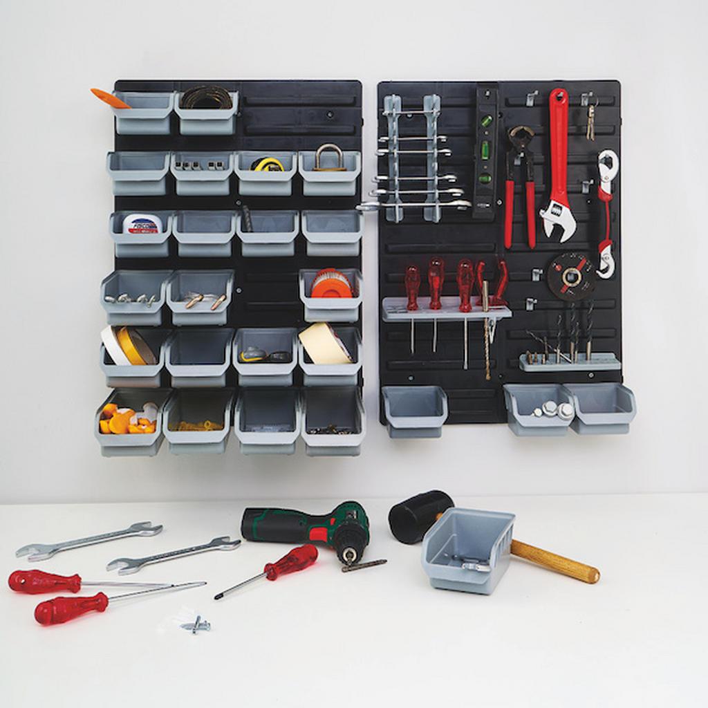 XXXLutz Werkzeugwand