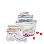 FRISCHHALTEDOSE - Blau/Transparent, Basics, Kunststoff - Homeware