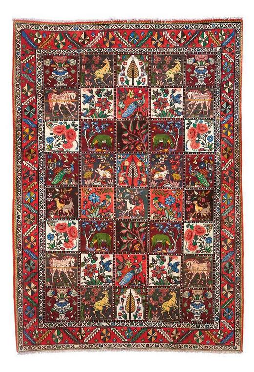 ORIENTTEPPICH 300/400 cm - Multicolor, LIFESTYLE, Textil (300/400cm) - Esposa