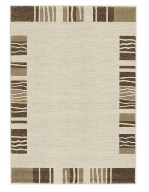 WEBTEPPICH  140/200 cm  Beige, Creme - Beige/Creme, Basics, Textil (140/200cm) - Novel