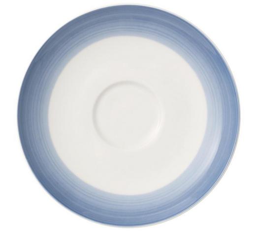 UNTERTASSE  - Blau/Creme, KONVENTIONELL, Keramik (14cm) - Villeroy & Boch