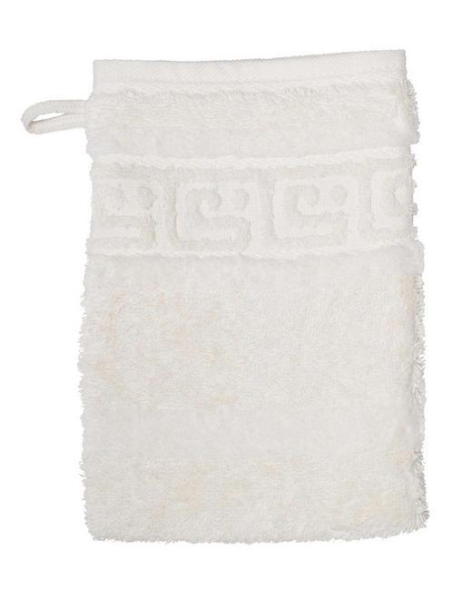 WASCHHANDSCHUH - Naturfarben, Basics, Textil (16/22cm) - Cawoe
