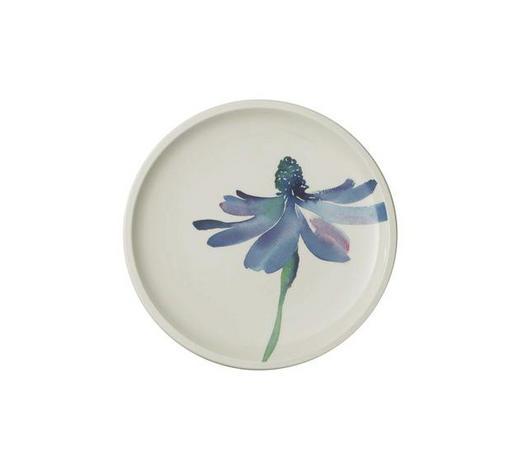 FRÜHSTÜCKSTELLER 22 cm - Blau/Weiß, LIFESTYLE, Keramik (22cm) - Villeroy & Boch