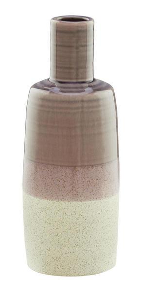 VAS - beige/syrén, Trend, keramik (12,5/12,5/33,5cm) - Ritzenhoff Breker