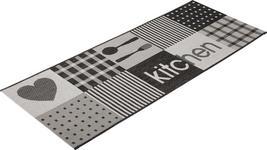 Läufer Kitchen 80x200 cm - Basics, Textil (80/200cm) - Ombra