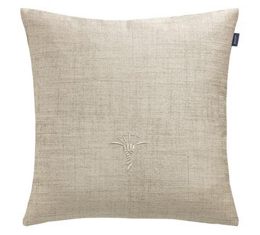 KISSENHÜLLE Beige 40/40 cm  - Beige, Textil (40/40cm) - Joop!