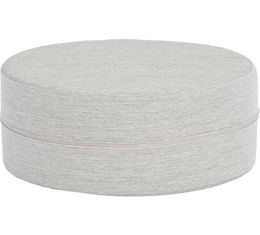 HOCKER Naturfarben - Naturfarben, Design, Textil (50/20cm) - Carryhome