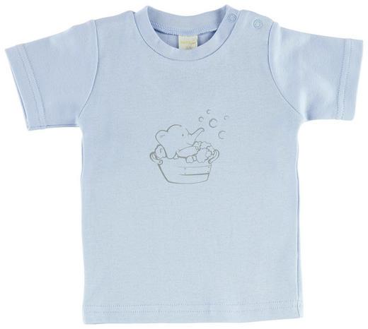 T-SHIRT - Hellblau, Basics, Textil (62) - Patinio
