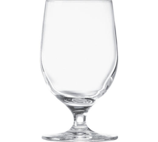 WASSERGLAS 310 ml - Klar, KONVENTIONELL, Glas (7.5/13cm) - Leonardo