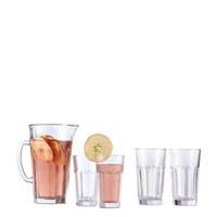 TRINKGLAS 550 ml - Klar, KONVENTIONELL, Glas (9,2/16,2cm) - Homeware