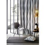 VORHANGSTOFF per lfm Verdunkelung  - Hellbraun/Anthrazit, Design, Textil (150cm) - Esposa