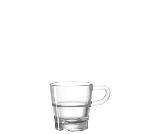 ESPRESSOGLAS - Klar, Basics, Glas (0,04l) - Leonardo