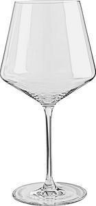 BURGUNDERGLAS - Transparent, Design, Glas (11,50/23,00/11,50cm) - LEONARDO
