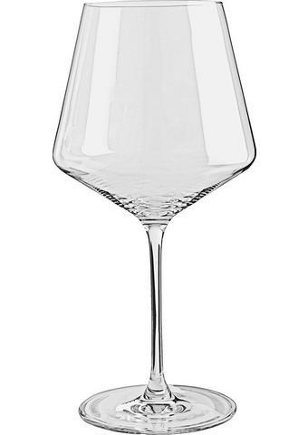 KOZAREC ZA BURGUNDEC PUCCINI - prosojna, Basics, steklo (11,50/23,00/11,50cm) - Leonardo
