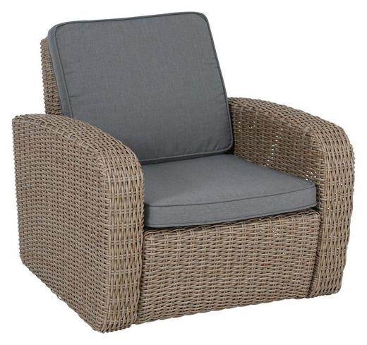 Lounge sessel braun  LOUNGESESSEL Kunststoffgeflecht Aluminium online kaufen ➤ XXXLutz