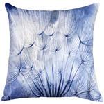 Zierkissen Alea - Blau, MODERN, Textil (45/45cm) - Luca Bessoni