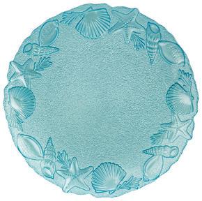 UNDERTALLRIK - blå, Trend, glas (33cm) - Ambia Home