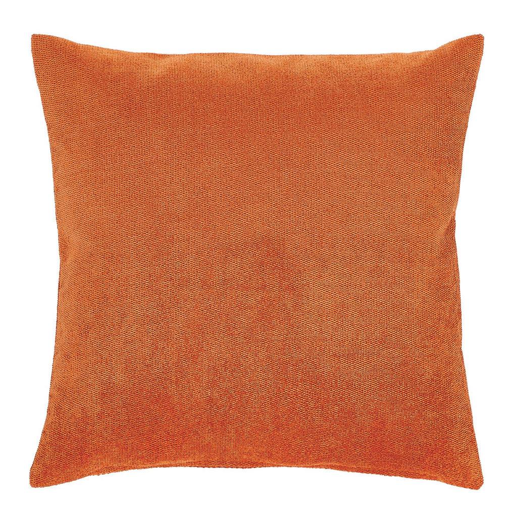 XXXL KISSENHÜLLE Orange 40/40 cm