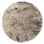 KUNSTFELL   Taupe - Taupe, Basics, Textil (160cm) - Novel