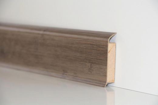 SOCKELLEISTE - Braun, Basics (250/6/1,3cm) - Venda