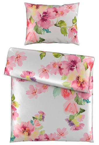 POSTELJINA - roza, Design, tekstil (140/200cm) - ESPOSA
