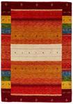 ORIENTTEPPICH 90/160 cm - Rot/Multicolor, LIFESTYLE, Textil (90/160cm) - Esposa