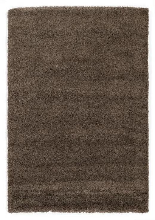 HOCHFLORTEPPICH  160/230 cm   Hellbraun - Hellbraun, Basics, Textil (160/230cm) - Novel