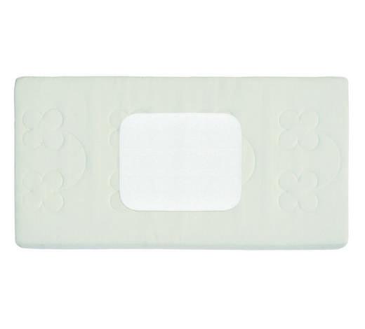 MATRATZENSCHONER  - Weiß, Basics, Textil (40/50cm) - Sonne