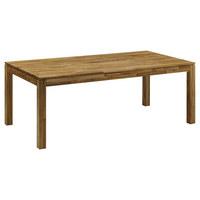 ESSTISCH in Holz 180/90/75 cm   - Eichefarben, KONVENTIONELL, Holz (180/90/75cm) - Linea Natura