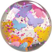 SPIELBALL Multicolor - Multicolor, Basics, Kunststoff (4,6cm) - Haba