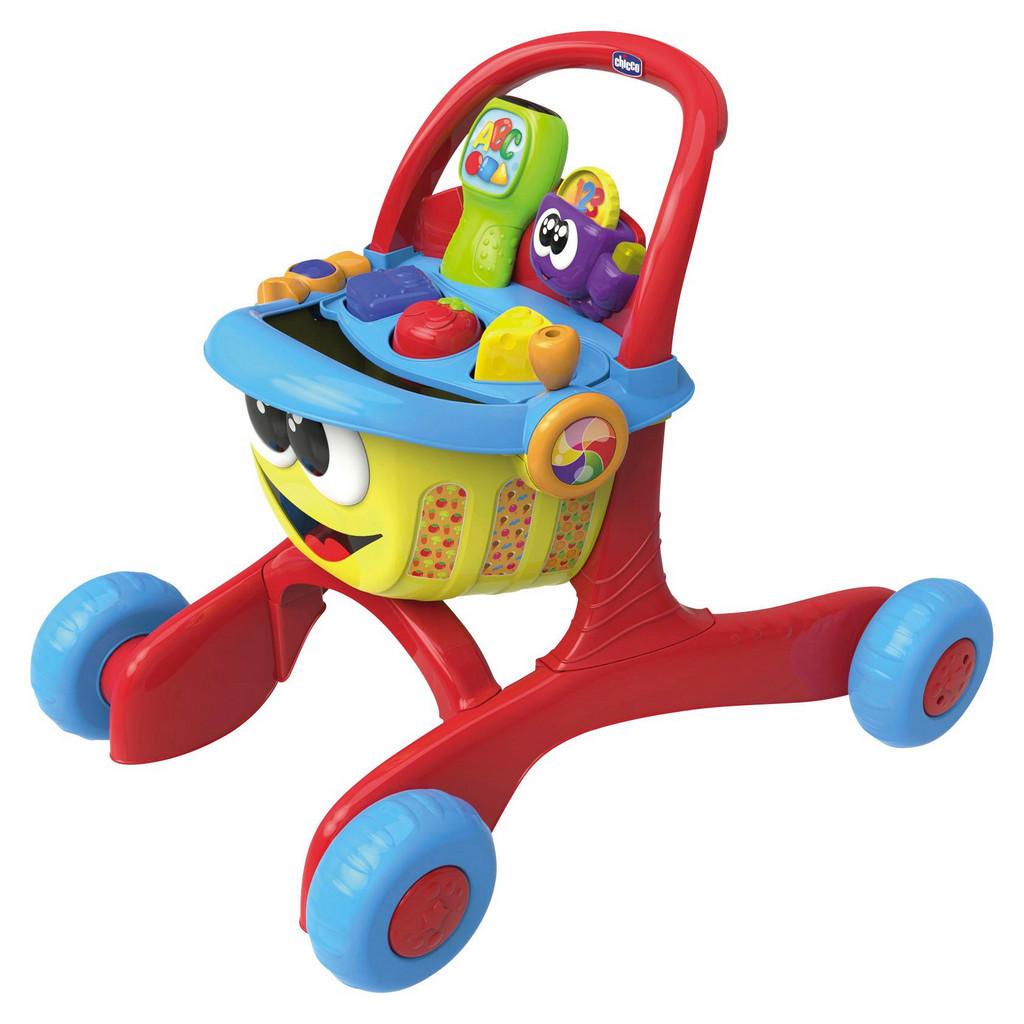 Motorik-Schiebewagen für Babys 'First Step' von Chicco