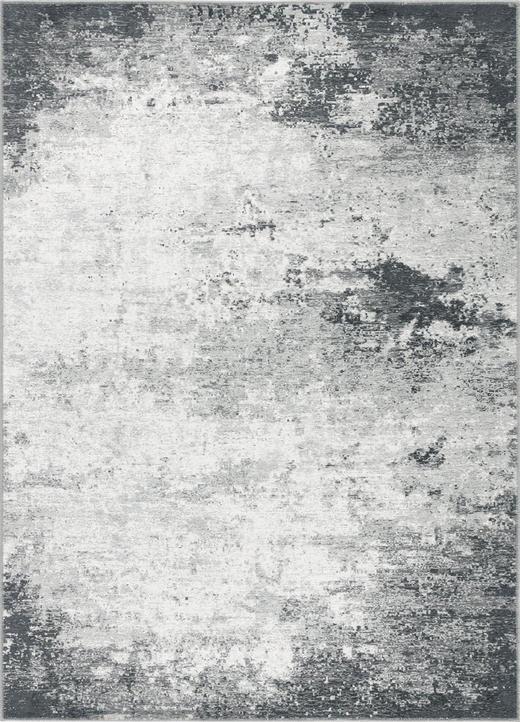 VINTAGE-TEPPICH  200/300 cm  Anthrazit, Grau - Anthrazit/Grau, Textil (200/300cm) - Novel