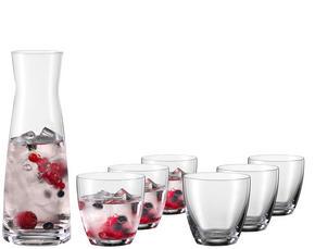 GLASSET - klar, Klassisk, glas - Novel