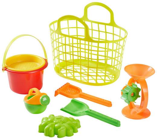 SANDSPIELZEUG Multicolor - Multicolor, Basics, Kunststoff