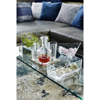 KARAFFE 0,7 l - Transparent, LIFESTYLE, Glas (12,00/23,00cm) - Leonardo