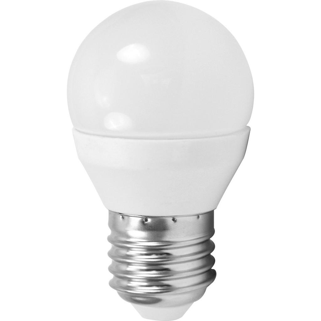 Homeware LED-LEUCHTMITTEL E27 4 W, Weiß